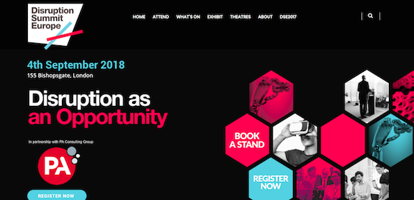 Disruption Summit Europe