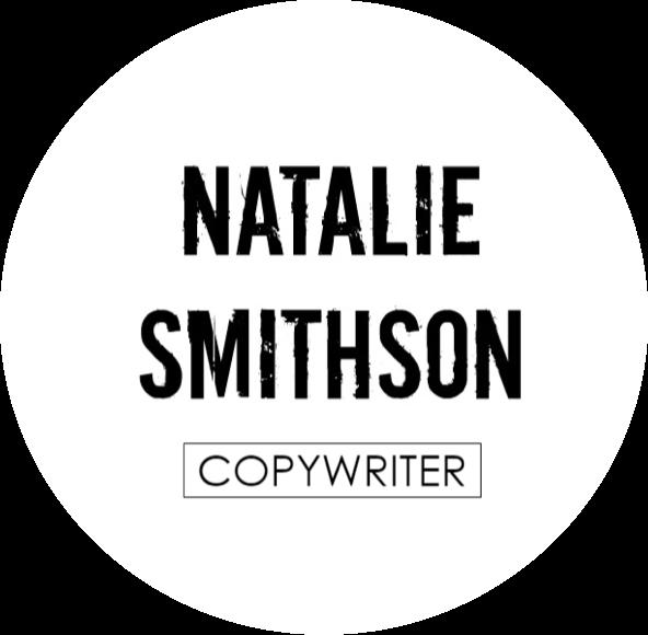 Natalie Smithson Copywriter