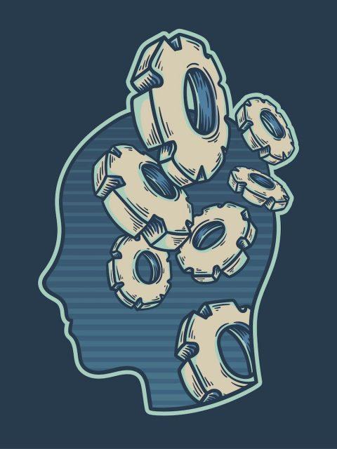 Logical brain - tech speak