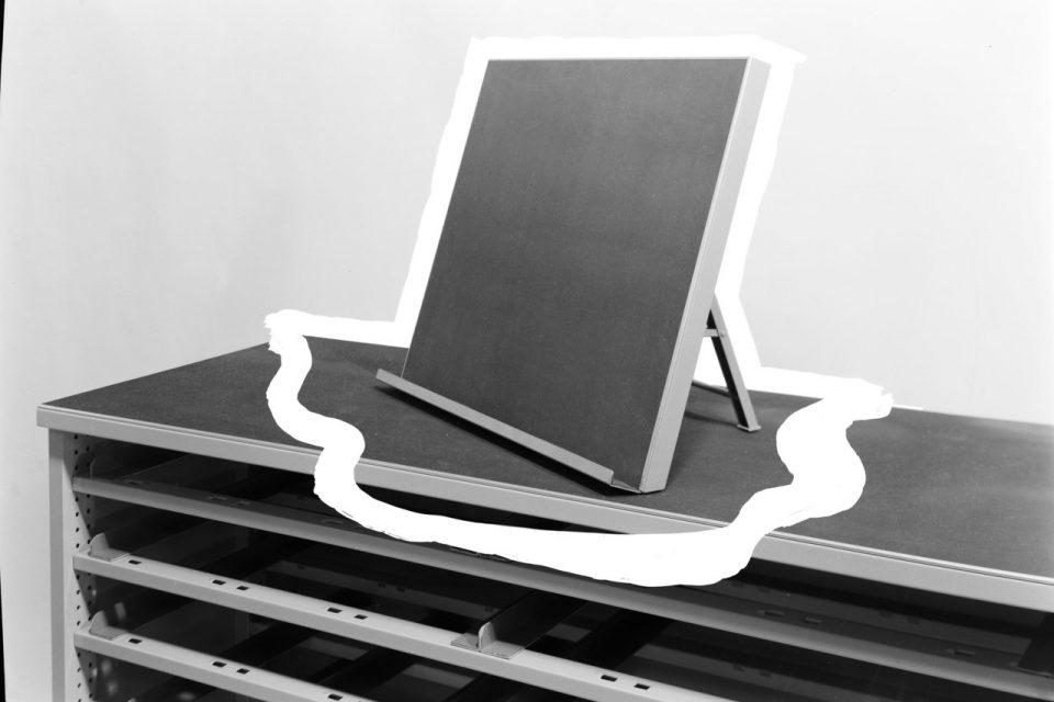 Natalie Smithson Digital Twins - board